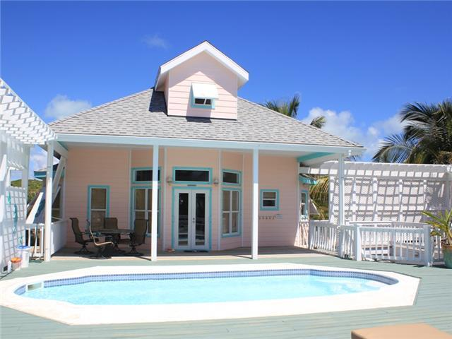 Custom built island life home- Abaco Surfside.