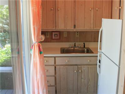Full Mini Kitchen in Cottage