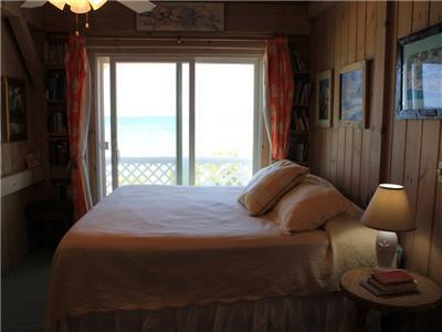 Master Bedroom looking towards Atlantic Ocean