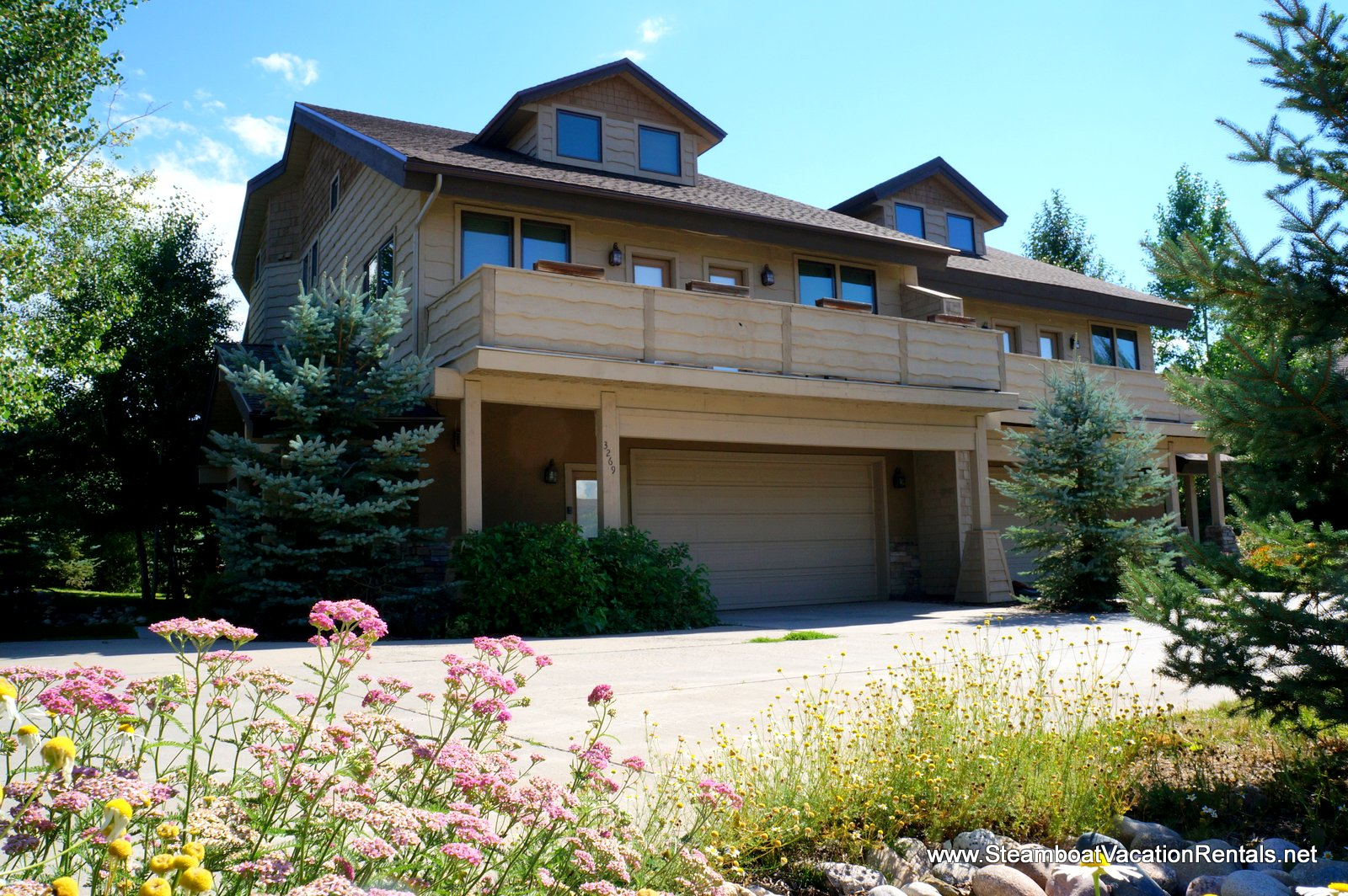 Flattops View Town Home - 4bed/3.5ba