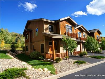 Town House in Steamboat Springs