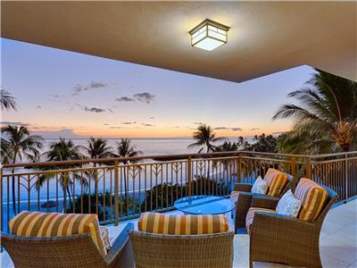 Spectacular Direct Oceanfront 4th floor villa with Million Dollar View!!! - Ko Olin