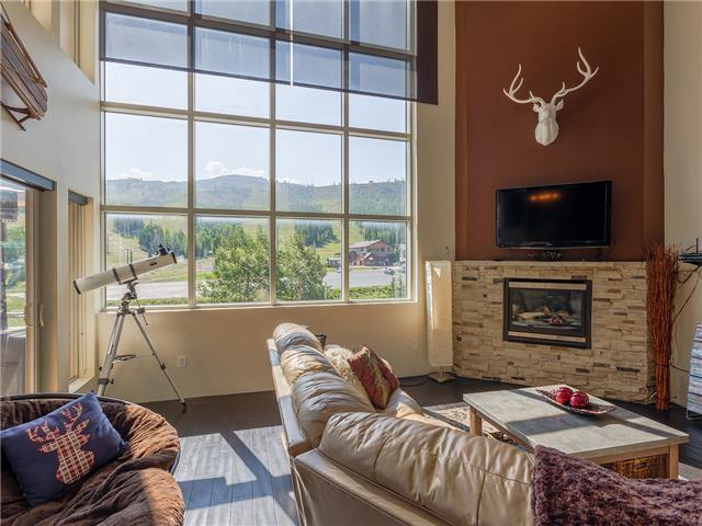 Lofts 2-A - Breathtaking Views - Sleeps 14 - Across From Giant Steps