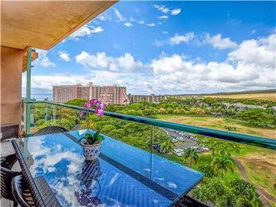 Maui Westside Properties - Honua Kai Konea 924-Huge with Peekaboo Ocean Views!