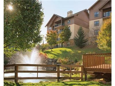 Wyndham Smoky Mountains Resort - 2 Bedroom Condo