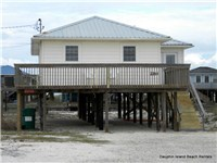 Go Fish! Great DI beach cottage with private dock