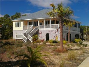 House in Dauphin Island