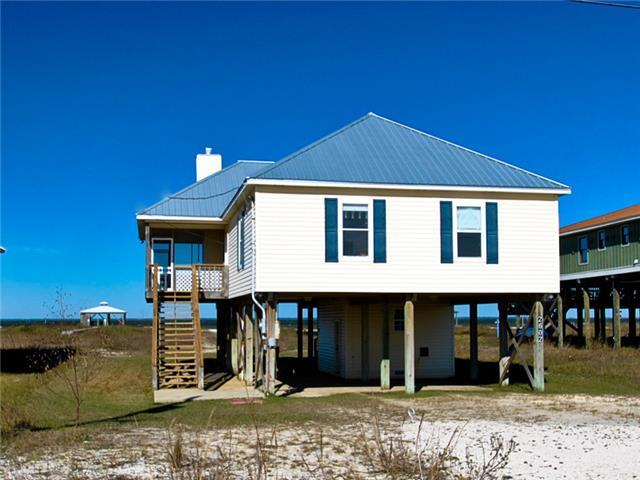 Bayfront home, yet near Gulf Beach