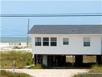 sland Haus II is right on the beach, but three houses back from the water. A great value!