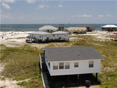 3 Bdrm Beach Cottage just three back from Gulf