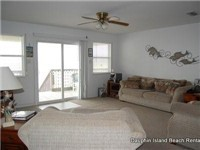 Comfortable Great Room with Gulf views