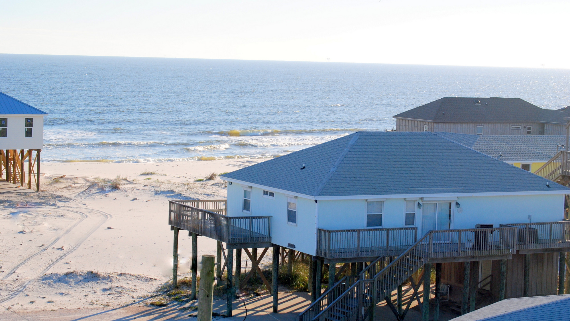 alabama beachhouse rentals in dauphin island