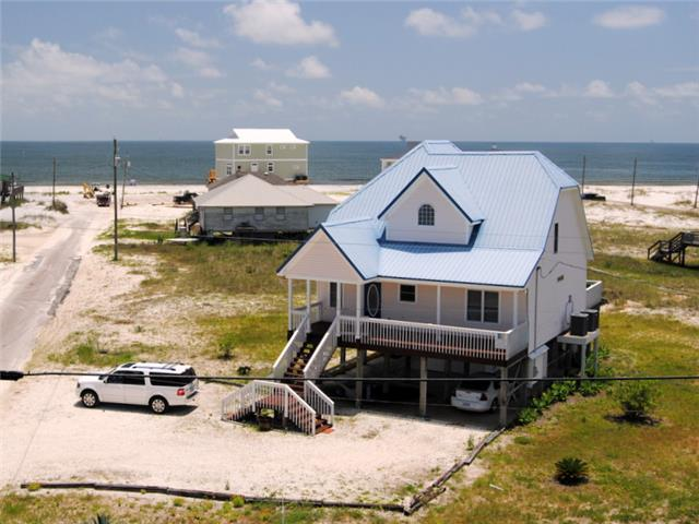 4 br  Beachside Home - 4 houses back from Gulf!