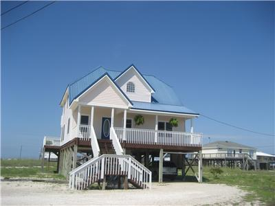 House in Dauphin Island