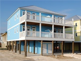 New, 3 bedroom/ 3 bath townhouse-style duplex on Indian Bay. Pool Access, Boat Slip, Pet Friendly!