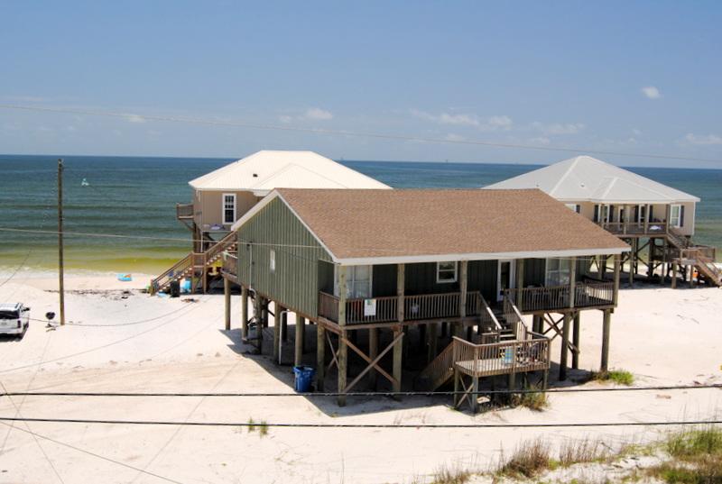 dauphin island beach houses and pet