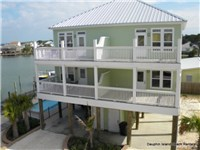 Duplex Townhouse in Dauphin Island