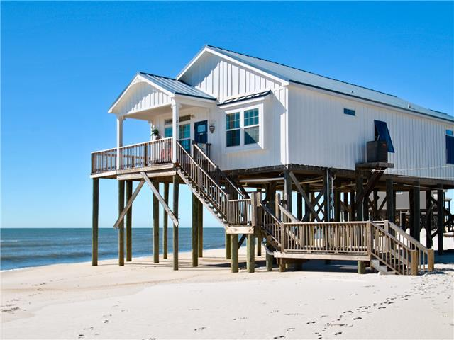 Gulf of Mexico Beach Cottage