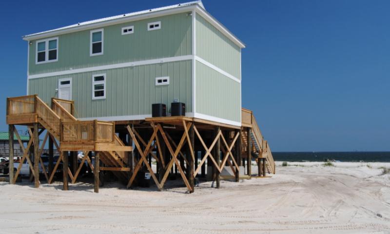 Dauphin island 5 bedroom beach house rental for 9 bedroom beach house rental