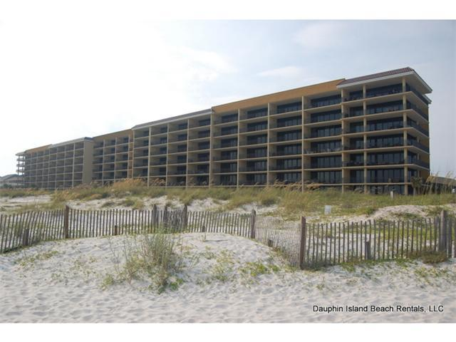 Holiday Isle Beachfront Resort Dauphin Island