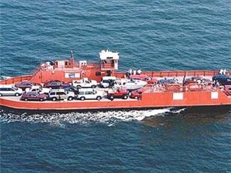 Dauphin Island Ferry Service