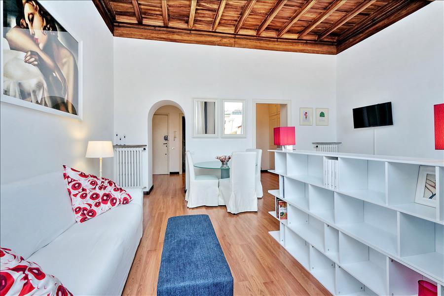 Holiday apartment Wonderful studio close to Pantheon (1909603), Rome, Rome, Lazio, Italy, picture 1