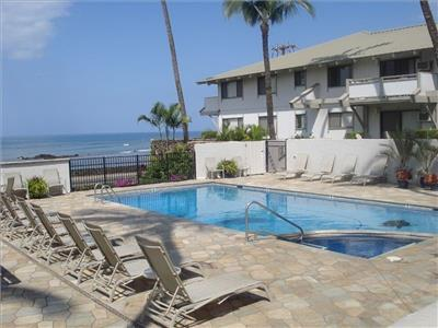 02-Ocean View Condo - Steps from the Beach!!! Winter Special!!!
