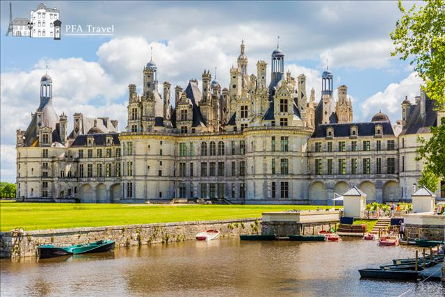 Chambord Loire Valley Castle