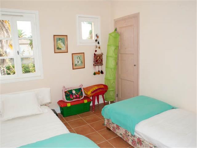 Palm grove Villa in Porquerolles island - room 3