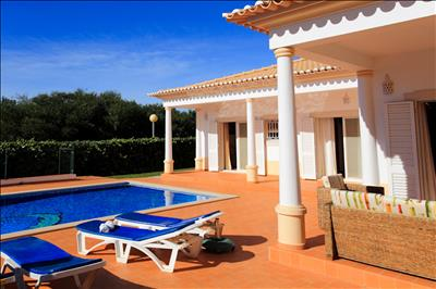Villa Balaia with private pool Albufeira Balaia