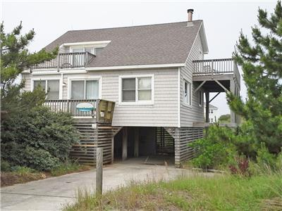 Perfect for small Families Semi Oceanfront Home