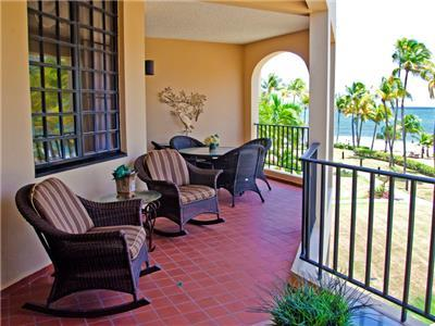 Relaxing Oceanfront and Pool View Villa in Palmas del Mar (CB228)