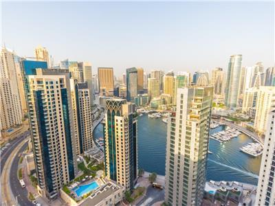 Full Marina View 2 Bedroom Apartment in Amwaj 4, JBR