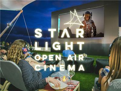Starlight open air cinema