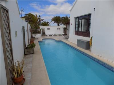 Villa in Matagorda with private pool