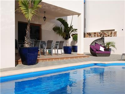 Villa with private pool in Costa Teguise