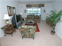 Large spacious living area