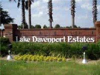 Lake Davenport Estates Subdivision  Properties