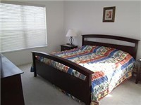 View 2 of Master King Bedroom