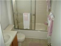 Bath and shower tub