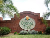 Orange Tree Subdivision  Properties