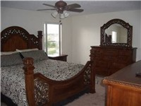 Large Master Suite with ensuite bathrooom and infant room.