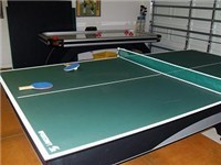 Game Room Table Tennis
