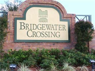 Bridgewater Crossing Entrance