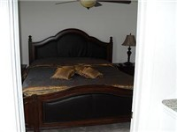 Queen bedroom / One of two queen bedrooms