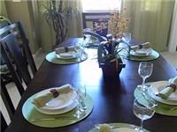 Lovely Dinning area
