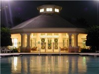 Windsor Palms Clubhouse and Pool / Luscious Night Views