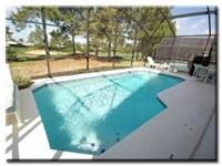 Large sparking pool