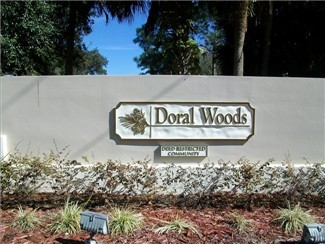 Doral Woods Subdivision / Single family homes community