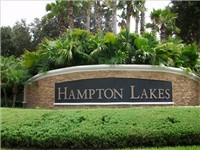 Hampton Lakes / Located just off US 27 in Davenport and only a ten mile drive to Disney's main gates on World Drive.